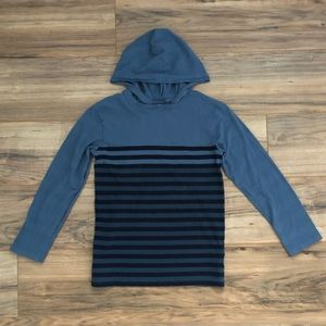 Boys, Hooded long sleeve Tee